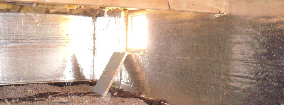 foundation repair service in basement