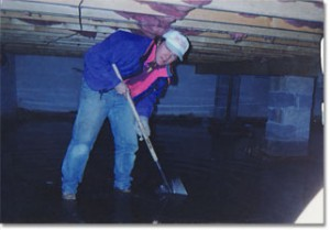 crawl space repair in Eastern Pennsylvania